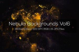 Nebula Backgrounds Vol6