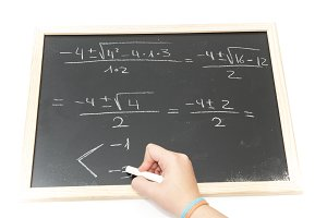 making difficult equations
