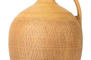 Large ceramic amphora