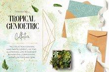 Tropical & Geometric Collection