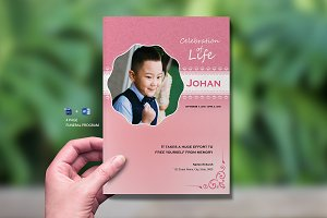 Child Funeral Template V07