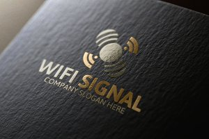 Wifi Logo Template