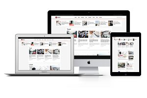 Amaga - News, Magazine, Blog Theme