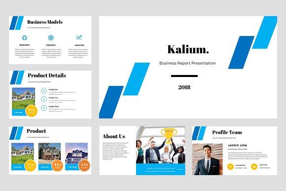 Kalium Keynote Presentation