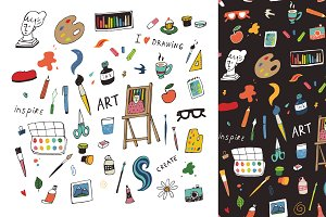 Doodle Fine Art Objects