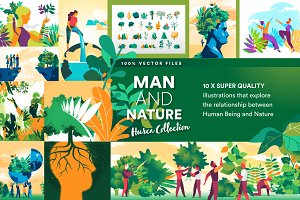 Man and Nature Collection