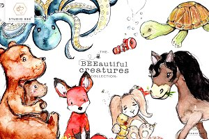 BEEautiful Creatures Collection