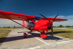 Private light aircraft