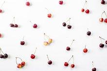 Berry Cherry Pattern