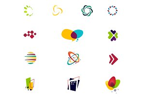 Logo Concepts & Shapes