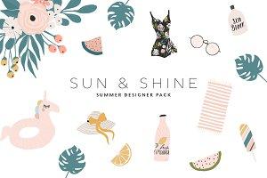 Sun & Shine Summer Pack