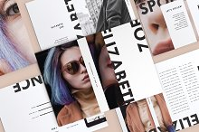 Media Kit for Influencers | 6 Pages