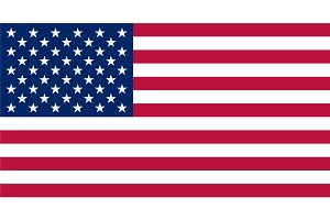 United State of America flag.