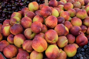 Nectarines Grocery Fruit