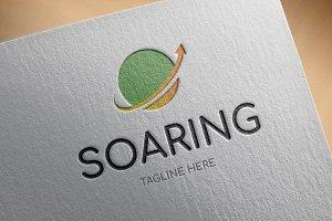 Soaring Logo Template