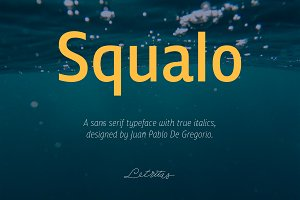 Squalo, 85% OFF Launch Offer