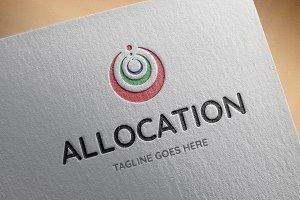 Allocation Logo Template