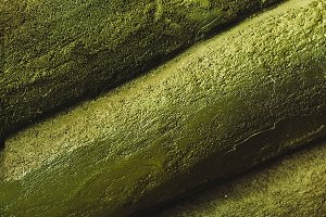 exotic stone. patterns in architecture. texture and background. green color