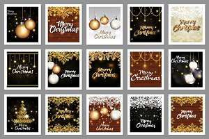 30 Vector Christmas Collection