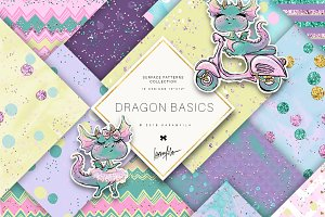 Dragons Basic Patterns