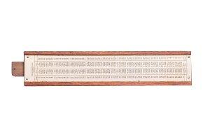 slide ruler, logarithmic scale