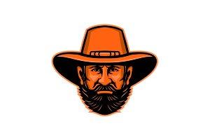 General Ulysses Grant Mascot
