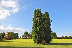 The landscape park Sigurta.