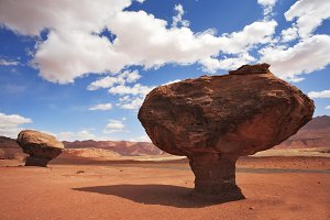 American red desert