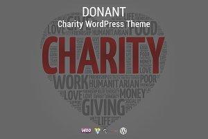 Donant - Charity WordPress Theme