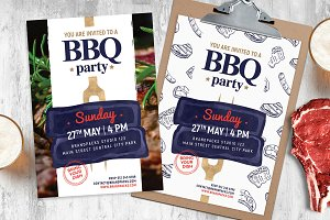 BBQ Flyer / Poster