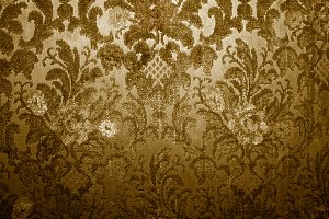 Old upholstery fabric background