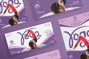 Flyers | Yoga Fitness Club