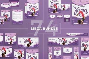 Mega Bundle | Yoga Fitness Club