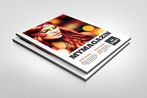 50 Pages Template