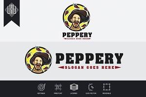 Peppery Logo