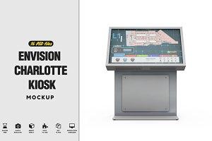 Envision Charlotte Kiosk Mockup