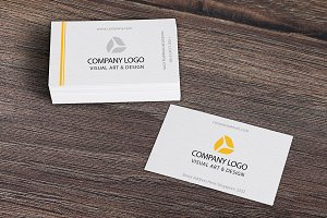 Business Card, MockUp