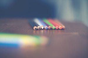 Crayons #4