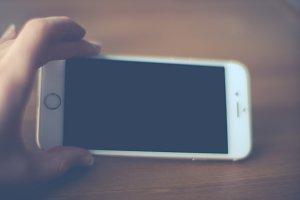 iPhone 6 handheld