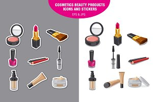 Cosmetics Beauty Products