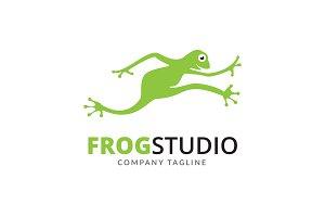 Frog Studio Logo