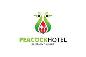 Peacock Hotel Logo