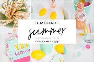 Lemonade Summer Bundle