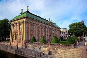 Stockholm, Sweden - old town