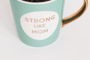 Strong Like Mom Photo