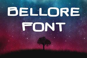 Bellore Font