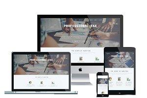 AT Tax Onepage - Tax Website Joomla