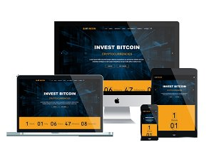 AT Incoin Onepage -  Jooma Template