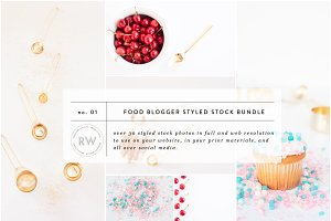 Food Blogger Styled Photo Bundle