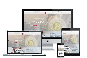 AT ReCoin Onepage Joomla Template